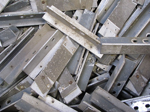 Recycle Scrap Metal with C&K Metal Recycling in Moorefield, WV